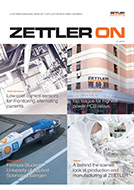 Edition 01/2015 - Customer magazine from ZETTLER ELECTRONICS GmbH Germany